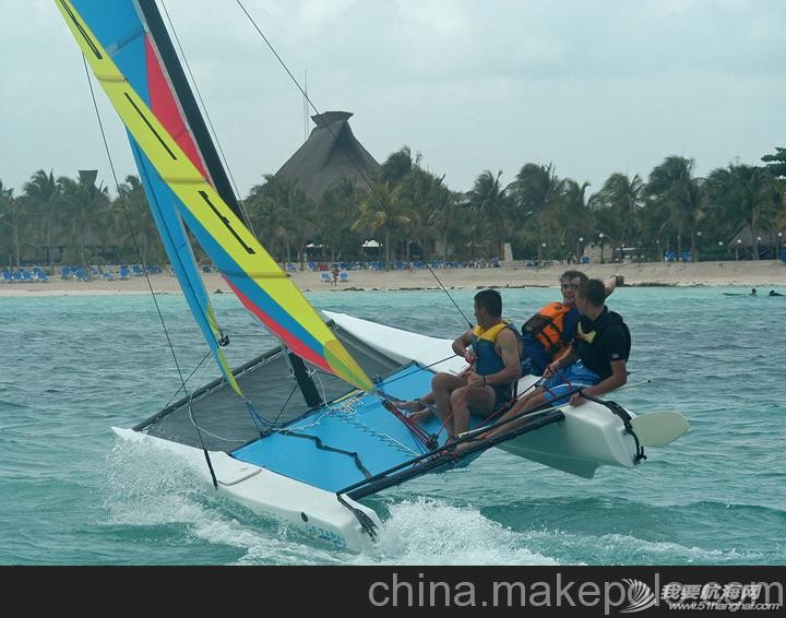 帆船 谁有有小型双体训练帆船的图纸