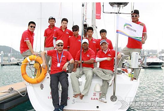 海南,司南杯大帆船赛,海南陆客号 海南陆客号诚招船员,并肩作战,共闯4月18-25日的司南杯的大帆船赛。