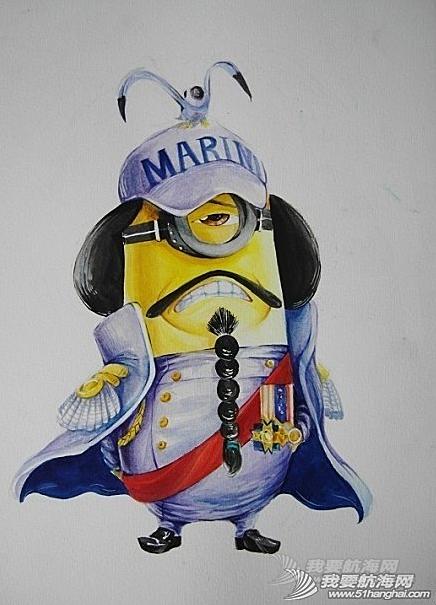 海贼王,小黄人,远航 人类已经无法阻挡小黄人出海远航的脚步了