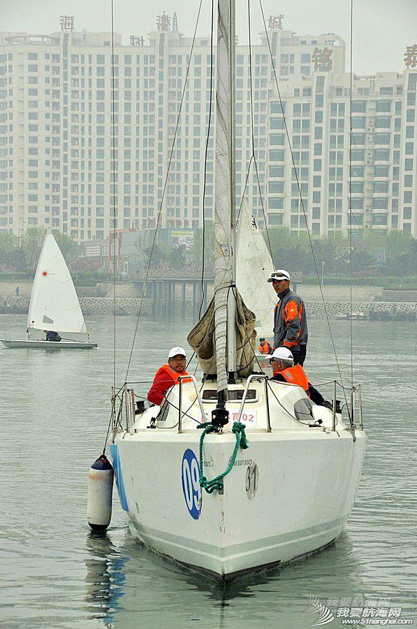 帆船,日照 我要航海网帆船队日照集训片片
