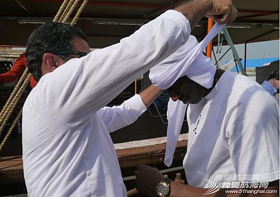 2014,国际田联,卡塔尔,多哈,帆船 5月7日国际田联钻石联赛选手登上了古老的卡塔尔式单桅三角帆船体验多哈风情。