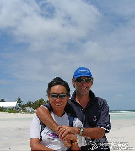 帆船,运动员,环游世界 老公的梦想之一是驾着帆船去看世界,我们义无反顾地去做了。