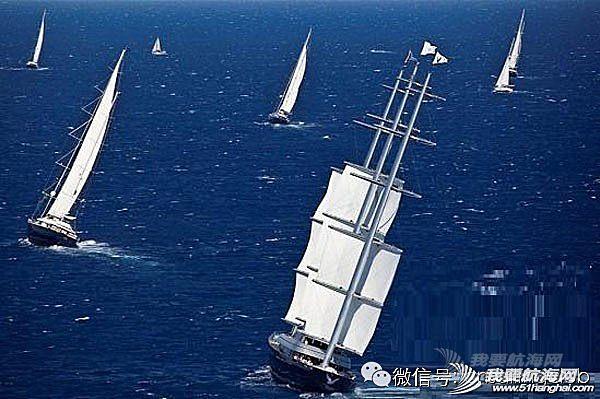 帆船,技术,如何,知识 2014-05-21【帆船知识】直线驶如何利用阵风的操作技术