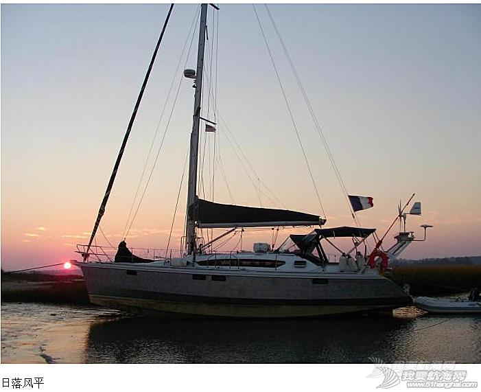 厚脸皮,氧化铜,帆船,清理,海洋 帆船的常规维护包括清理藤壶,并定期重新刷涂料。---《大西洋航游760天》