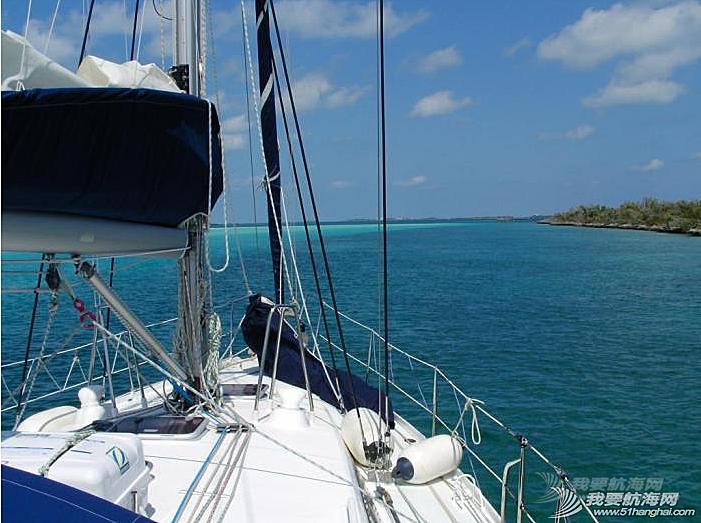 百慕大,北大西洋,墨西哥湾,佛罗里达,马拉松 最后三个月的航海经历很不一样,境遇变了,心情比较复杂。---《大西洋航游760天》