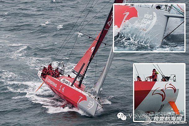 沃尔沃,秘密,大海,如何,衣服 2014-02-28赛船涂装背后的秘密