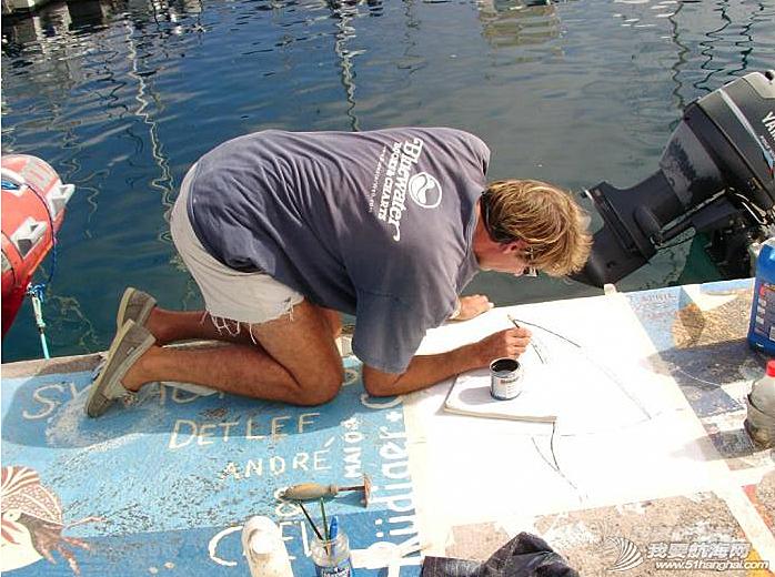 """洗衣机,自助餐,垃圾箱,个性,欧洲 法尧岛是""""同道者""""回欧洲的最后一站,是回欧洲的必停之地。---《大西洋航游760天》"""