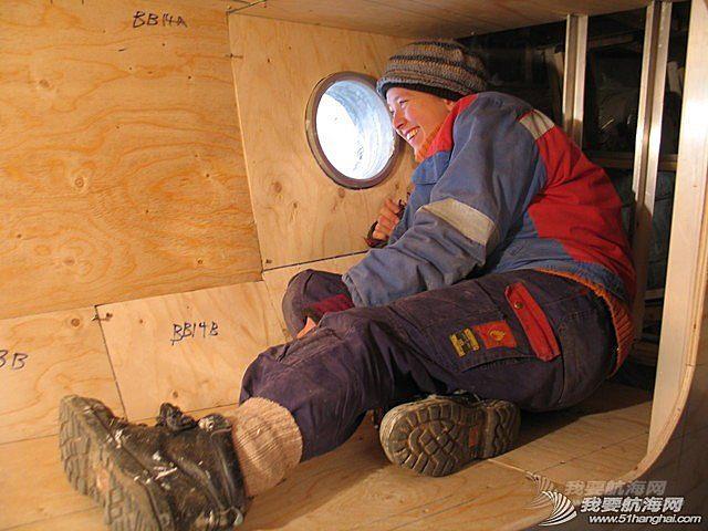 女孩 如果果村要是来一帮这样的女孩帮忙造船,GR750进度就快了.