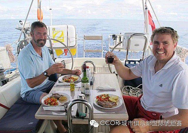 大西洋,拉力赛,天气,朋友,马特 2014-06-02海上烹饪十大秘诀