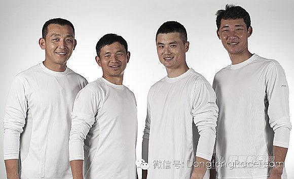 中国船员,沃尔沃,训练营,水手,2014 2014-02-22四名水手通过东风号第二轮船员选拔