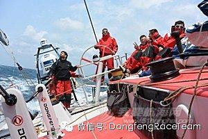 菲律宾,奥克兰,三亚,幸运 2014-03-27 东风号三亚至奥克兰远洋实战训练快报二 - 幸运逃脱?