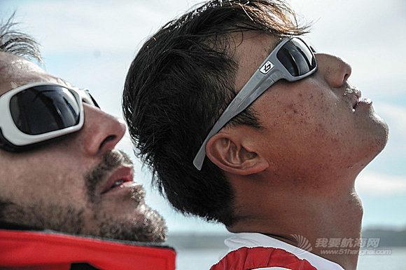 沃尔沃,大西洋,美国,法国,帆船 2014-06-01 横跨大西洋实战训练第一天快报