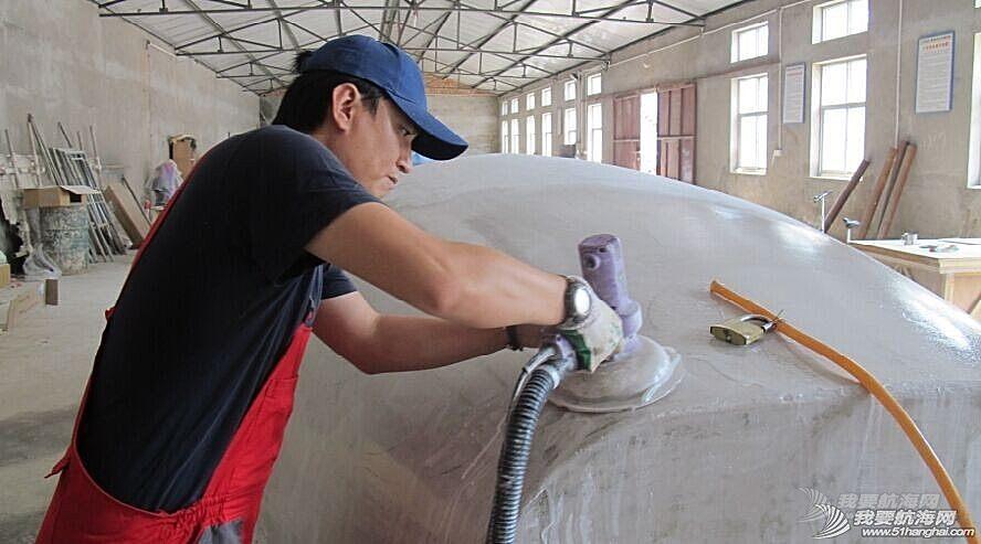 志愿者,帆船 果村GR750帆船DIY建造基地又来新志愿者,大家看认识他么?