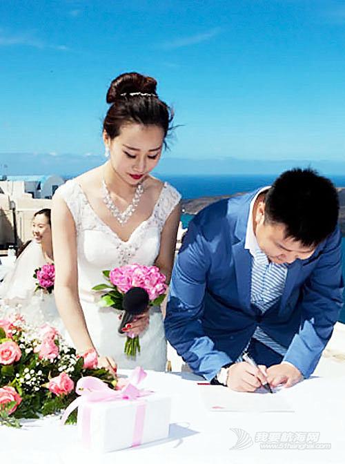 爱琴海,碧海蓝天,新娘,海岛,婚礼 碧海蓝天见证永恒爱恋——我的海外婚礼:爱琴海新娘-希腊浓情海岛之旅甜蜜归来