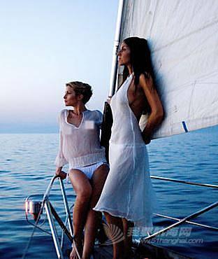 日光浴,帆船,海洋 不喜欢,是因为你还不熟悉她的构造。