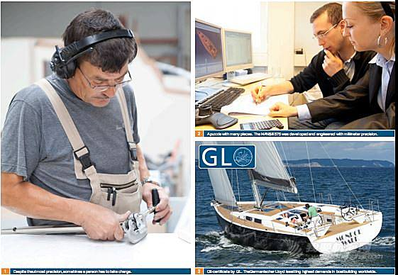 杜塞尔多夫,抢手货,中国,德国,帆船 德国汉斯575为何能打破中国帆船界的冰层?