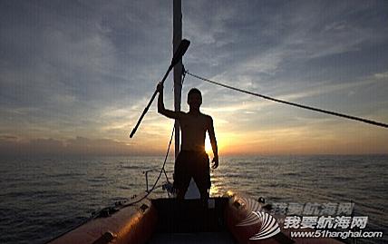 老船长阿健,远航流水账 远航流水账之:故事里的人——老船长阿健