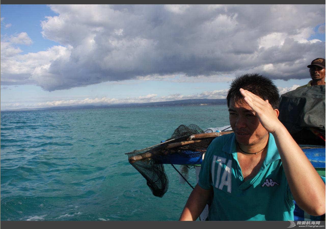 中国,印尼 中国的海,印尼的海。 古邦的海