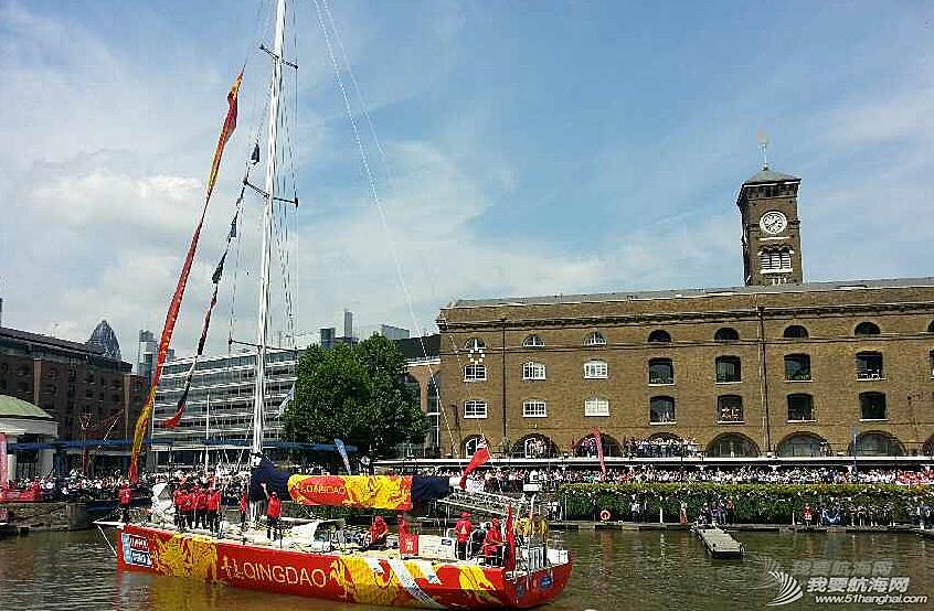 凯瑟琳,胜利,伦敦,青岛 青岛号胜利凯旋伦敦圣凯瑟琳码头,万众瞩目!