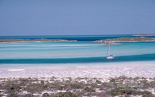 巴哈马浅水海域,导航技巧 巴哈马浅水海域成功驾驶的10个导航技巧