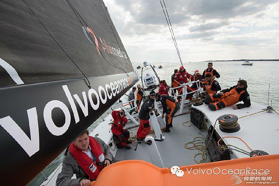 西班牙,沃尔沃,阿布扎比,阿联酋,帆船运动 2014-15沃尔沃环球帆船赛 为你讲述生活在极限的故事