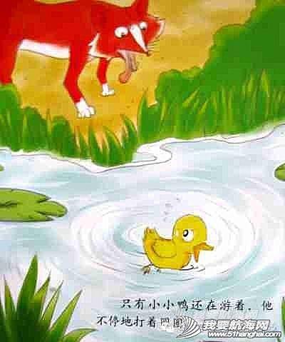 天气,朋友,小鸭,故事,漂亮 【绘本推荐】《划圈儿的小小鸭》