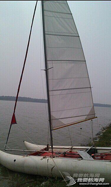 烟斗,卷帆器,帆船配件,帆船DIY,双体充气 烟斗刚刚自制的卷帆器