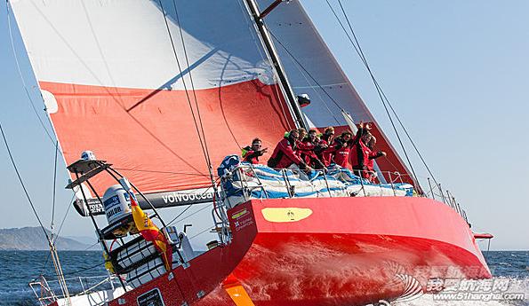 环岛比赛,沃尔沃帆船赛,西班牙队 7月19日西班牙加那利群岛展开了为期三天的沃尔沃帆船赛前环岛比赛。
