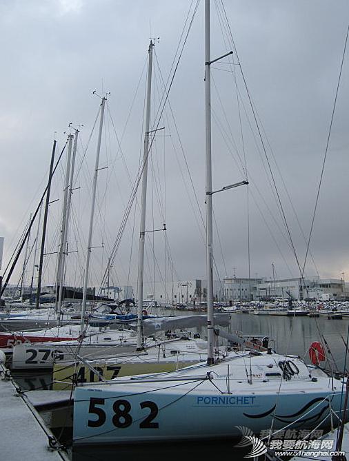船架子,郭船长,mini 我们发现了Beneteau Figaro二代,还有给崔哥找的船架子,也见识了郭船长的mini!