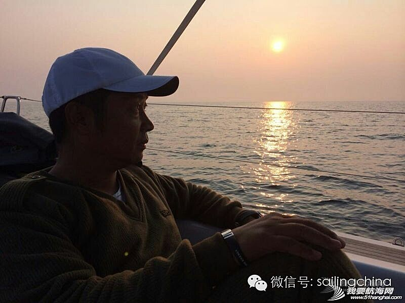 """中国海,汉斯 汉斯575 """"梦雪号""""船东孟学先生谈环中国海的体会"""