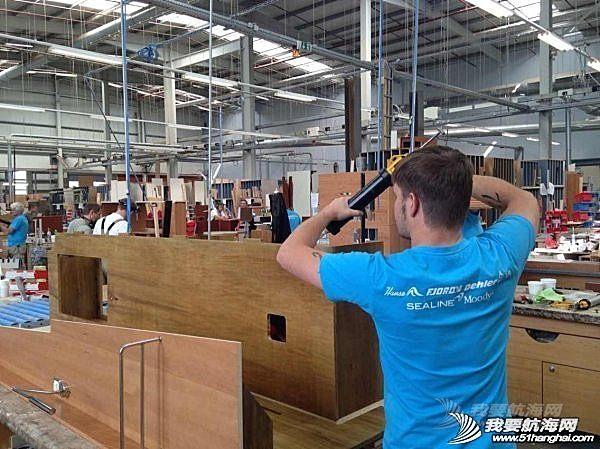 工作台,加工厂,德国,帆船,汉斯 细节决定成败—直击德国汉斯帆船工厂