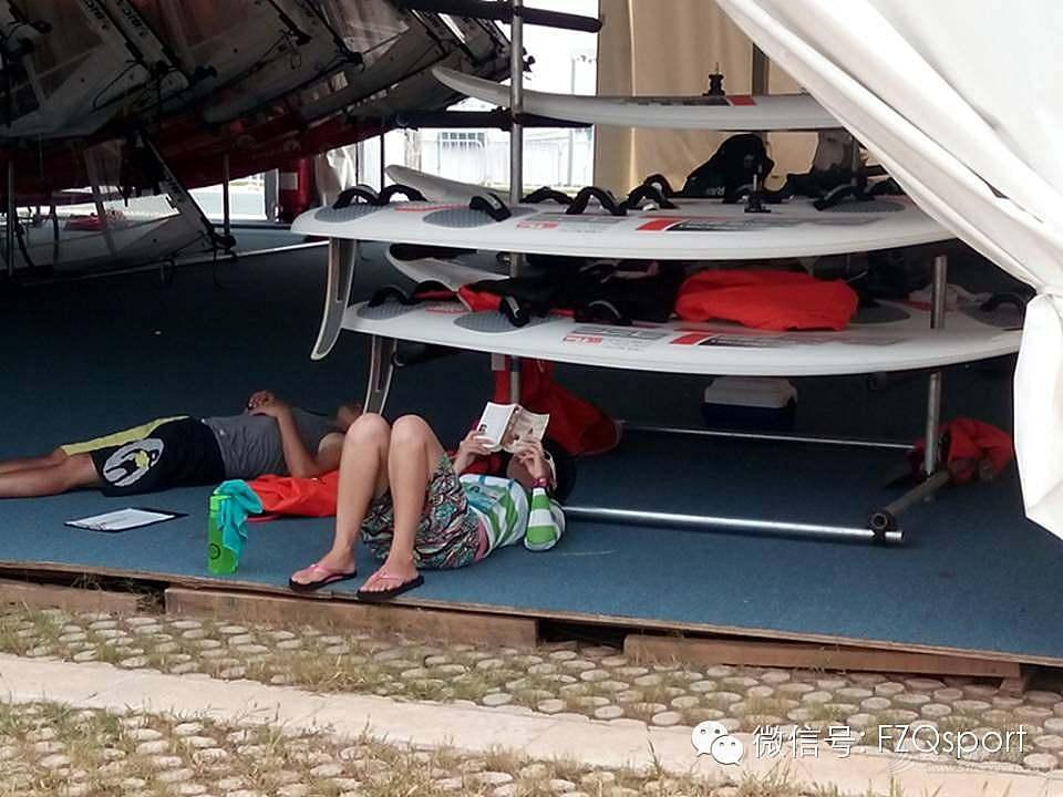 帆船运动,老朋友,最大的,价值,信息 【风之曲帆船】来自青奥帆船赛场的现场报道(11)