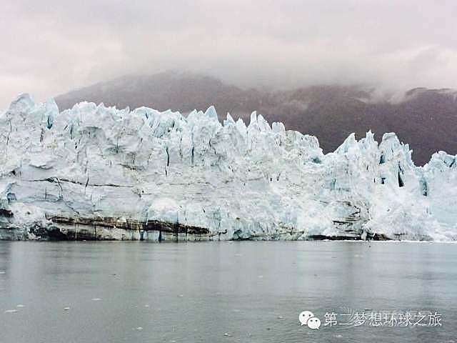 阿拉斯加 第二梦想号:我爱阿拉斯加冰川