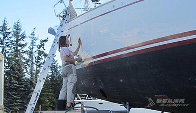 最后一步——我的船上应该使用哪种蜡?