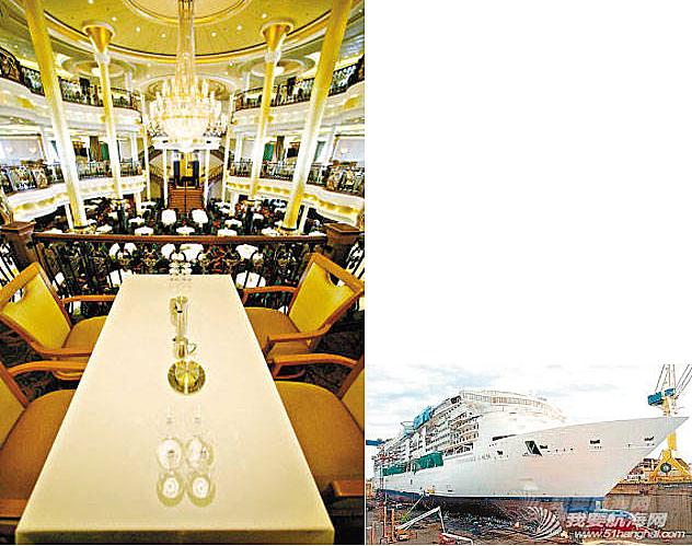 泰坦尼克,重庆晚报,加勒比,世界最大,美国 面积堪比白宫耗资4亿英镑的邮轮