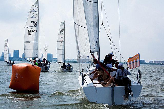 中国城市,俱乐部,上海,2014 2014中国城市俱乐部帆船赛—上海临港站圆满结束!