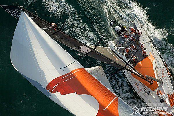 沃尔沃,帆船运动,南安普顿,造船厂,摄影师 沃尔沃环球帆船赛幕后的故事