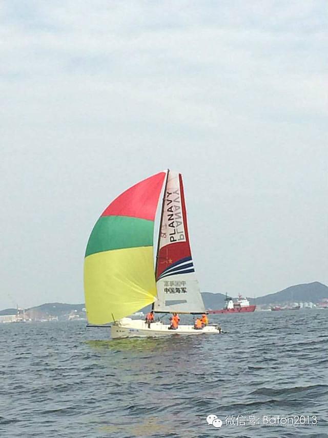 """公开赛,烟台,2014,帆船 """"宝源生物杯""""2014第四届烟台帆船公开赛(第一天)"""