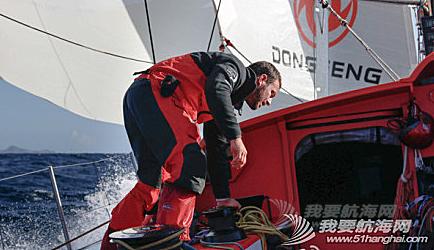 沃尔沃,南太平洋,大西洋,国家 在沃尔沃环球帆船赛面前,队员们那些已经经历的艰辛根本不值得一提。