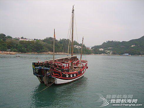 太平公主,博物馆,航海家,香港,中国 太平公主号复原帆船停在香港赤柱海事博物馆码头