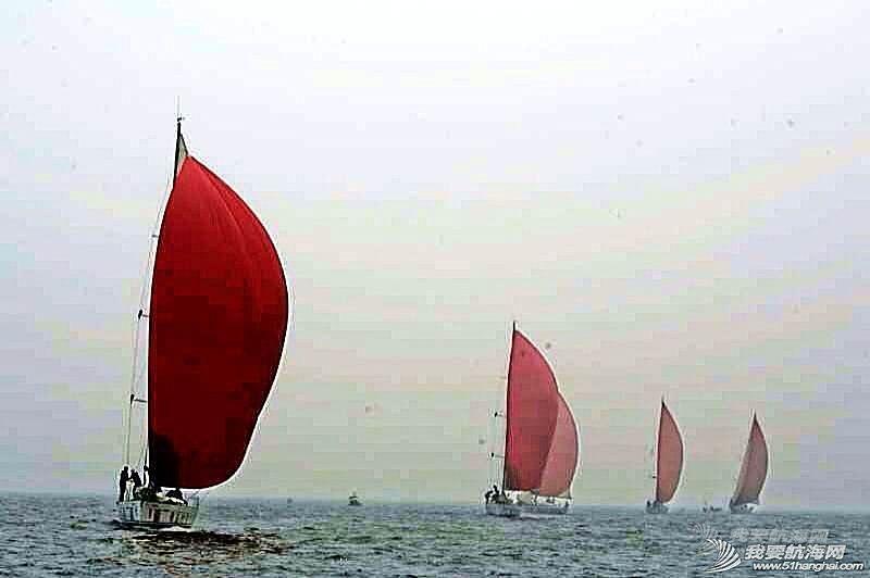 帆船是有图腾的