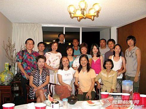 夏威夷,八达旅行社,孙中山,总经理,基金会 夏威夷朋友为翟墨启航回国举办联欢活动