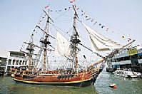 迪斯尼,香港,帆船,澳洲,顾问 准新人免费体验仿古帆船浪漫之旅