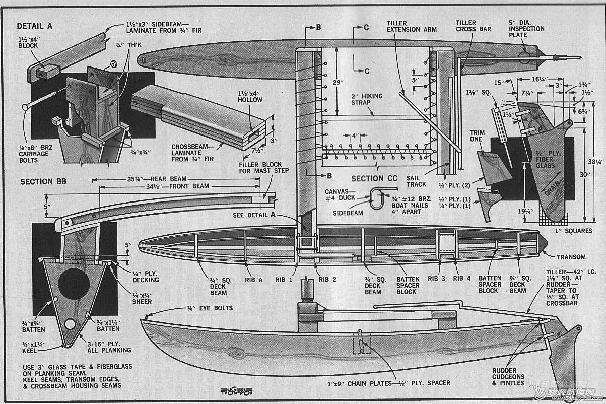 帆船 双体帆船