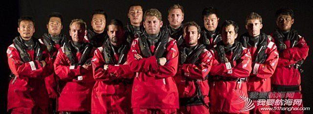 东风队的陈锦浩和杨济儒即将参加沃尔沃环球帆船赛第一赛段比赛。