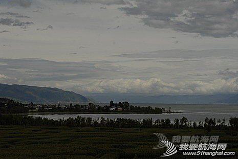 大理古城,帆船运动,墨尔本,吉普车,大庄村 滇船记 6---第一次走近下关的洱海。