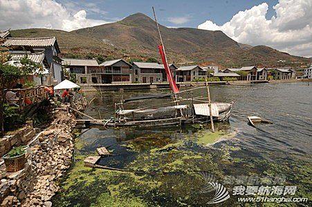 旅游景区,帆船运动,顺时针,张全景,云南 滇船记 2 --- 洱海是此次调查的第二个湖泊。