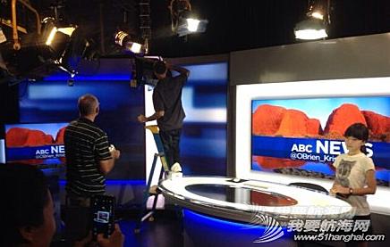 办公室,电视台,工作服,正式工,中国 11月9日,勘察停船的河道,准备买Young的mooring side。