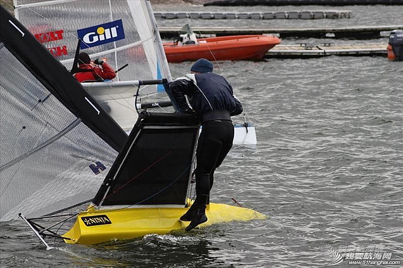 帆板,3D效果图,运动型,英文,帆船 Moth Class蛾级帆船--运动型小帆船介绍