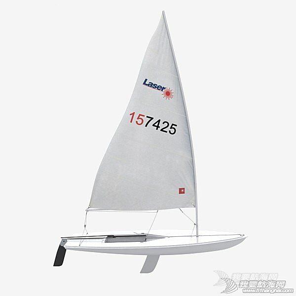 帆船,加拿大人,sailing,布鲁斯,激光级 Laser sailing激光级帆船介绍-极具魅力的运动型单体稳向板帆船